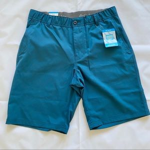 Columbia Cool Coil Shorts in Navy - Size 34R